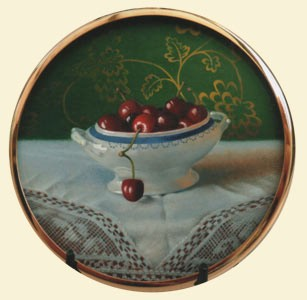 hilliard society of miniaturists - fine art in miniature. miniature artist pam wilmot.